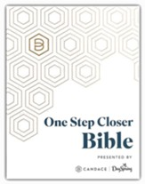 NLT One Step Closer Bible, Imitation Leather