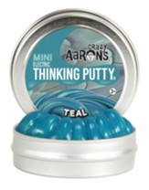 Mini Thinking Putty, Teal