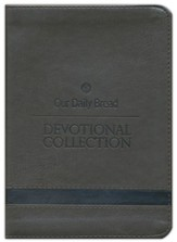 Our Daily Bread Devotional Collection - imitation leather