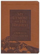 My Utmost For His Highest Devotional Journal - Updated Edition