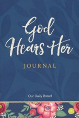 God Hears Her - Journal