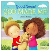 Good News! God Made Me - Boardbook