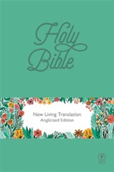 NLT Holy Bible: Anglicized Premium  Soft-tone Imitation Leather