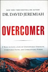 Overcomer, Hardcover Book  - Slightly Imperfect