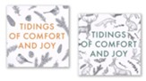 Tidings of Comfort and Joy, Charity Christmas Cards 2020, Pack of 10