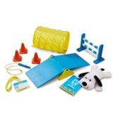 Tricks and Training Puppy School Play Set