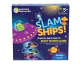 Slam Ships Sight Word Game