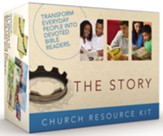 The Story Church Resource Kit, Revised Edition  - Slightly Imperfect