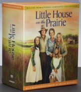 Little House on the Prairie, Complete DVD Collection