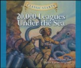 20,000 Leagues Under the Sea, Unabridged Audiobook on CD