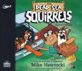 Squirrelnapped!, Unabridged Audiobook on CD