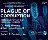 Plague of Corruption: Restoring Faith in the Promise of Science Unabrided Audiobook on MP3-CD