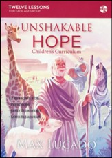 Unshakable Hope Children's Curriculum, CD-ROM