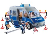 Playmobil Policeman with Van