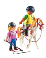 Playmobil Riding Instructor