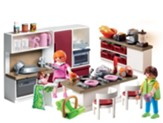 Playmobil Modern House Kitchen Accessories