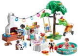 Playmobil Modern House Housewarming Party Accessories