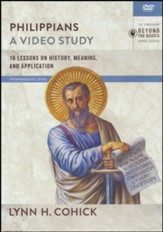 Philippians-DVD Study: 16 Lessons on History, Meaning and Application