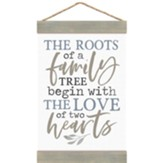 The Roots Of A Family Tree...Banner