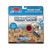Water Wow Around Town Deluxe Water Reveal Pad