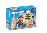 Playmobil Christmas Living Room