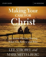 Making Your Case for Christ Study Guide - Slightly Imperfect