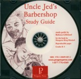 Uncle Jed's Barbershop Study Guide on CDROM