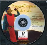 Prince Caspian Study Guide on CDROM