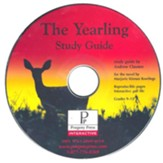 Yearling Study Guide on CDROM