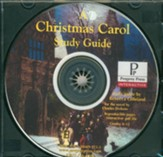 Christmas Carol Study Guide on CDROM