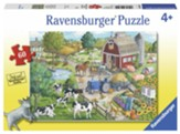 Home on the Range Puzzle, 60 Pieces