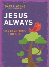 Jesus Always: 365 Devotions for Kids - Slightly Imperfect