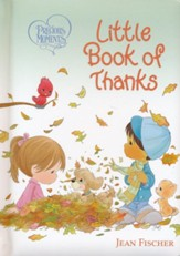 Precious Moments Little Book of Thanks - Slightly Imperfect