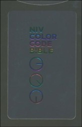 The NIV Color Code Bible, Imitation Leather