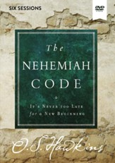 The Nehemiah Code Video Study: It's Never Too Late for a New Beginning