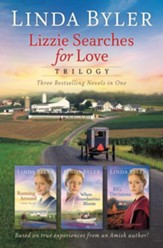 Lizzie Searches for Love Trilogy: Three Bestselling Novels In One - eBook