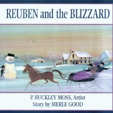Reuben and the Blizzard - eBook