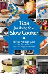 Tips for Using Your Slow Cooker - eBook