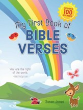 My First Book of Bible Verses - eBook