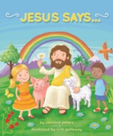 Jesus Says . . . - eBook