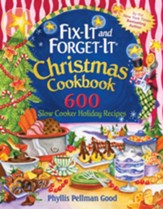 Fix-It and Forget-It Christmas Cookbook: 600 Slow Cooker Holiday Recipes - eBook