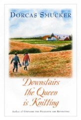 Downstairs the Queen is Knitting - eBook