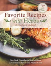 Favorite Recipes with Herbs: Revised and Updated - eBook