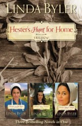 Hester's Hunt for Home Trilogy: Three Bestselling Novels in One - eBook