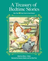 A Treasury of Bedtime Stories: More than 40 Classic Tales for Sweet Dreams! - eBook