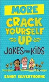 More Crack Yourself Up Jokes for Kids - eBook