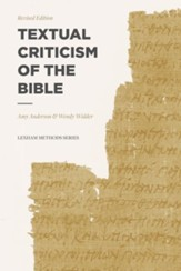 Textual Criticism of the Bible: Revised Edition - eBook