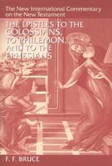 The Epistles to the Colossians, to Philemon, and to the Ephesians - eBook