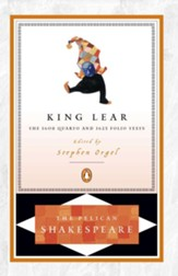 King Lear: The 1608 Quarto and 1623 Folio Texts - eBook