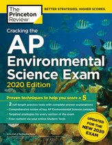 Cracking the AP Environmental Science Exam, 2020 Edition - eBook